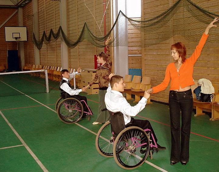 знакомства инвалидов с дцп из санкт петербурга